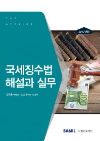 국세징수법 해설과 실무(2017)