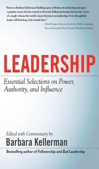 LEADERSHIP  Essential Selections on Power, Authority, and Influence