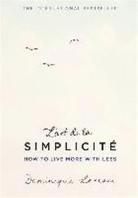Art de la Simplicite (the English Edition)