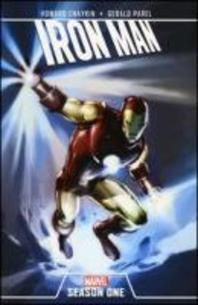 Iron Man. Marvel season one