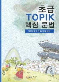 초급 TOPIK 핵심 문법