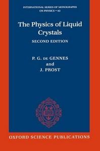 The Physics of Liquid Crystals