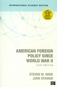 American Foreign Policy Since World War Il