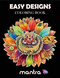Easy Designs Coloring Book