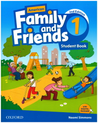 American Family and Friends. 1(Student Book)
