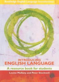 Introducing English Language : Resource Book for Students