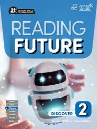 Reading Future Discover 2 (SB+CD)