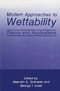 Modern Approaches to Wettability