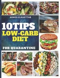 10 tips low-carb diet for quarantine