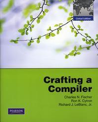 Crafting a Compiler (Paperback)