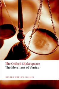 Merchant of Venice (Oxford World Classics) (New Jacket)