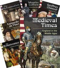 From Medieval to Renaissance 6-Book Set (Primary Source Readers