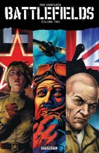 Garth Ennis' Complete Battlefields, Volume 2