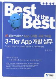 Best of the Best 3 Tier App 개발 실무