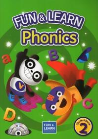 Fun & Learn Phonics. 2(Student Book)