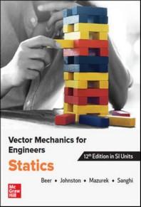 Vector Mechanics for Engineers: Statics(SI)