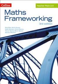 Maths Frameworking -- Teacher Pack 2.3 [Third Edition]