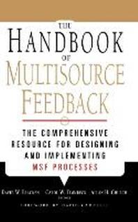 The Handbook of Multisource Feedback