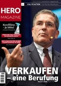 HERO MAGAZINE Ausgabe 01/16