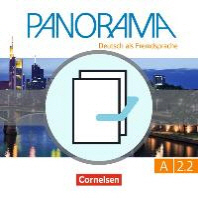 Panorama A2: Teilband 2 - Kursbuch und ?bungsbuch DaZ