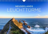Neuseelands Leuchttuerme (Wandkalender 2021 DIN A4 quer)