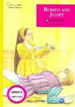 로미오와 줄리엣(G6)(영어로 읽는 세계명작 스토리하우스 38)