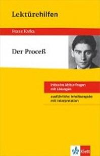 """Klett Lektuerehilfen Franz Kafka """"Der Process"""""""