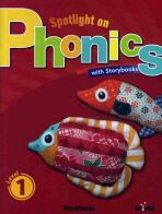 Spotlight on Phonics Level 1(Work Book)
