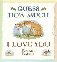 Guess How Much I Love You Pocket Pop-up