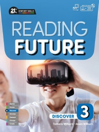 Reading Future Discover 3 (SB+CD)