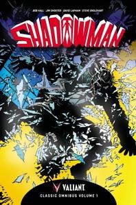 Shadowman Classic Omnibus Volume 1