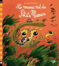 Les Petits Marsus: Le nouveau nid des Petits Marsus