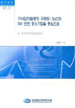 지식집약활동의 국제화 SOC와 SW 관련 중소기업을 중심으로
