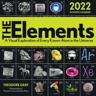 The Elements 2022 Wall Calendar