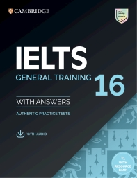 IELTS 16 General Training