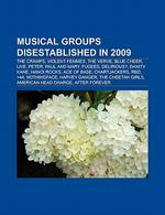 Musical Groups Disestablished in 2009