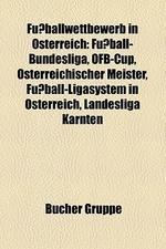 Fu Ballwettbewerb in Sterreich