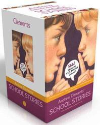Andrew Clements' School Stories Set