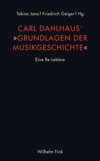 Carl Dahlhaus' Grundlagen der Musikgeschichte