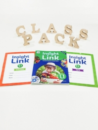 Insight Link. 1(Class Pack) (Student Book + Word book + Tests)