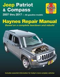 Jeep Patriot & Compass, (07-17) Haynes Repair Manual