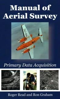 Manual of Aerial Survey