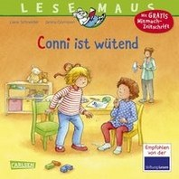 LESEMAUS 86: Conni ist wuetend
