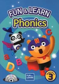 Fun & Learn Phonics. 3(Student Book)