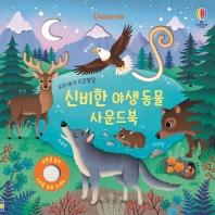 Usborne 우리 아기 오감발달 신비한 야생동물 사운드북