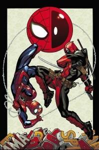 Spider-Man/Deadpool, Volume 1