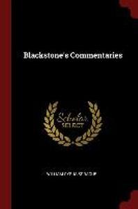 Blackstone's Commentaries