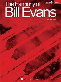The Harmony of Bill Evans, Volume 2 [With CD (Audio)]