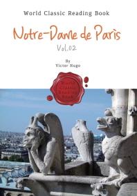 노트르담의 꼽추 - 2부 : Notre-Dame de Paris. Vol.02 (영문판)