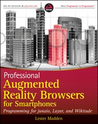 Professional Augmented Reality Browsers for Smartphones